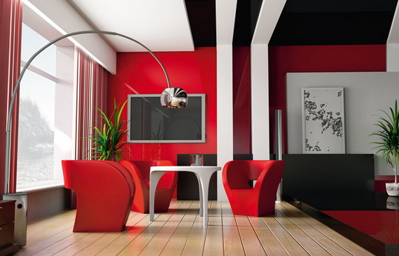 The psychology of color in interior design ⋆ WebbOn Media Production